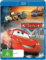 Cars (3D Blu-Ray) - Larry The Cable Guy