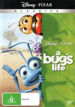 A Bug's Life - Joe Ranft