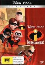 The Incredibles - Sarah Vowell