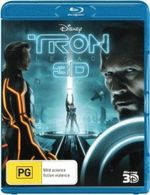 Tron Legacy (3D Blu-Ray) - Jeff Bridges