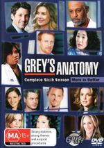 Grey's Anatomy : Season 6 - Sandra Oh