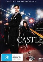 Castle : Season 2 (6 Discs) - Stana Katic