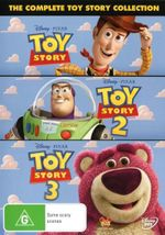 Toy Story 1, 2 & 3 - Don Rickles