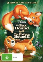 The Fox and the Hound / The Fox and The Hound II - (30th Anniversary Edition) - Jonah Bobo