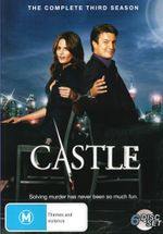Castle : Season 3 (6 Discs) - Molly C Quinn