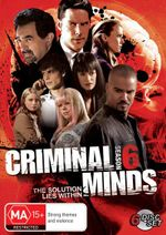Criminal Minds : Season 6 - Shemar Moore