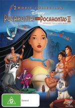 Pocahontas (1995) / Pocahontas  2 : Journey to a New World (1998) - Mel Gibson