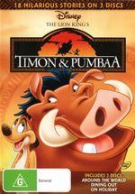 Timon and Pumbaa : Triple Pack (Around the World with Timon and Pumbaa/Dining Out with Timon and Pumbaa/On Holiday with Timon and Pumbaa) - Quinton Flynn