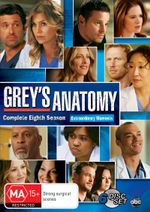 Grey's Anatomy : Season 8 - Sara Ramirez