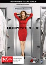 Body of Proof : Season 2 (4 Discs) - Jeri Ryan