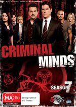 Criminal Minds : Season 7 - A.j Cook
