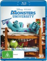 Monsters University (3D Blu-ray) - Billy Crystal