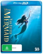 The Little Mermaid (3D) - Will Ryan