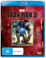 Iron Man 3 (3D Blu-ray) - Robert Downey Jr.