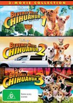 Beverly Hills Chihuahua (3 Movie Collection) (3 Discs) - Manolo Cardona