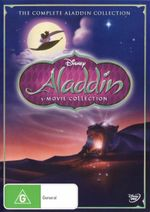 The Complete Aladdin Collection (Aladdin / The Return of Jafar / Aladdin and the King of Thieves) - Linda Larkin
