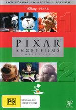 Pixar Short Films Collection - Volume 1 and 2 - Loren Carpenter