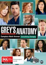 Grey's Anatomy : Season 9 - Sandra Oh
