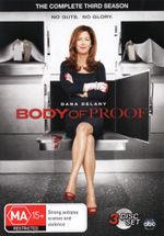 Body of Proof : Season 3 - Jeri Ryan