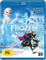 Frozen (3D Blu-ray) - Kristen Bell