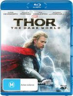 Thor : The Dark World (3D Blu-ray) - Chris Hemsworth