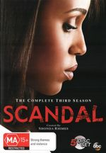 Scandal : Season 3 - Darby Stanchfield