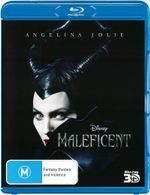 Maleficent (3D Blu-ray) - Angelina Jolie