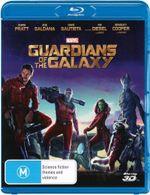 Guardians of the Galaxy (3D Blu-ray) - Chris Pratt