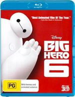Big Hero 6  : 3D Blu-ray - Ryan Potter