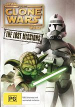 Star Wars : The Clone Wars: The Lost Missions - Season 6 - Anna Graves