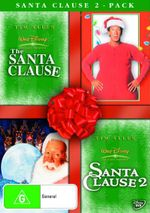 The Santa Clause / The Santa Clause 2 - Wendy Crewson