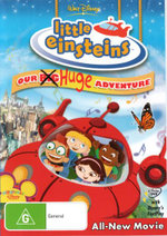 Little Einsteins : Our Big Huge Adventure - Natalia Wojcik