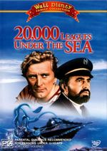 20,000 Leagues Under the Sea - Kirk Douglas