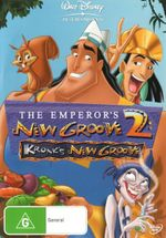 The Emperor's New Groove 2 : Kronk's New Groove - Gatlin Green