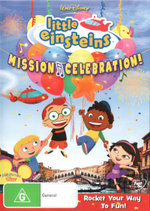 Little Einsteins : Mission Celebration! - Natalia Wojcik