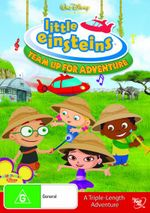 Little Einsteins : Team up for Adventure