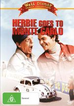 Herbie Goes to Monte Carlo - Xavier Saint-Macary