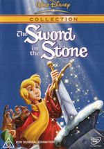 The Sword In The Stone - Karl Swenson