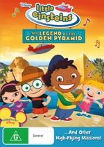 Little Einsteins : The Legend of the Golden Pyramid - Natalia Wojcik