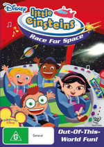 Little Einsteins : Race for Space - Natalia Wojcik