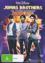 Jonas Brothers : The Concert Experience (Extended Edition 2D) - Joe Jonas