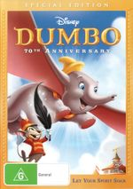 Dumbo - Billy Bletcher
