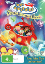 Little Einsteins : Flight of the Instrument Fairies - Natalia Wojcik
