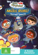 Little Einsteins : The Music Robot from Outer Space