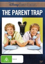 The Parent Trap (1961) (Disney Family Classics) - Hayley Mills