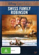 Swiss Family Robinson - Janet Munro