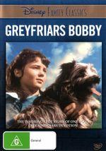 Greyfriars Bobby (Disney Family Classics) - Donald Crisp