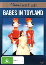 Babes in Toyland (1961) - Brian Corcoran