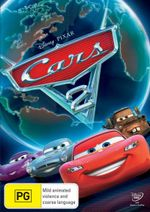 Cars 2 - Brent Musburger