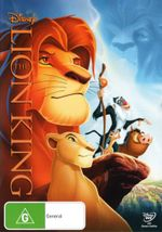 The Lion King - Niketa Calame